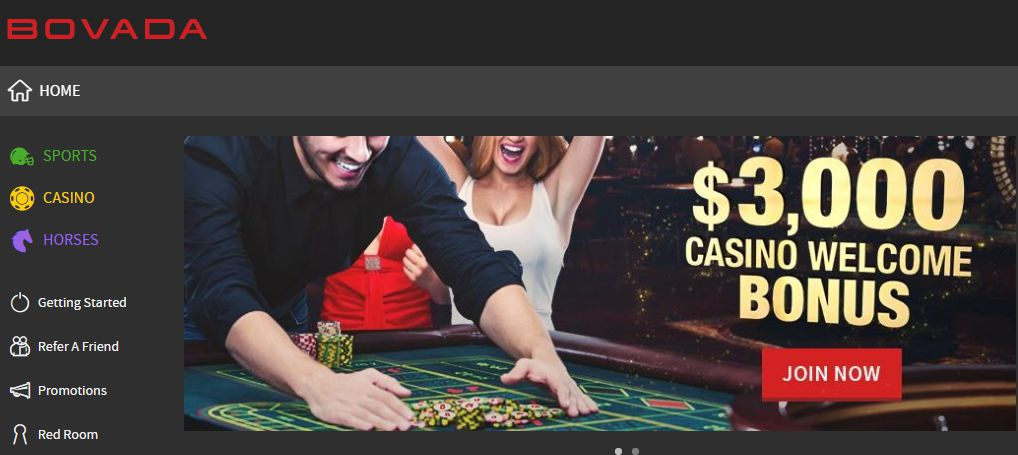 bovada casino and betting