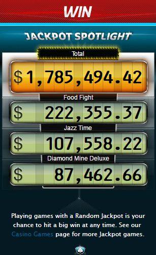 silver oak casino jackpot