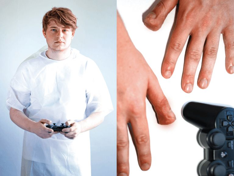 playstation game injuries