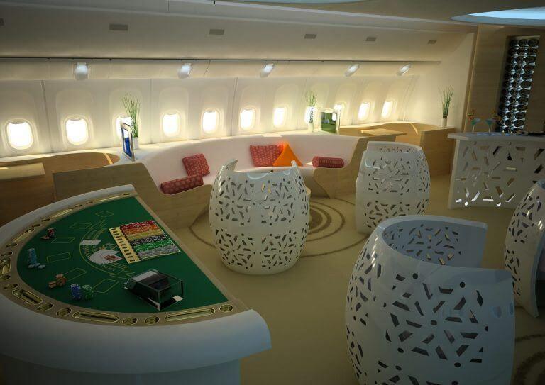 Jet Lounge casino