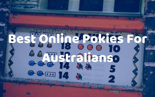 best online pokies australia