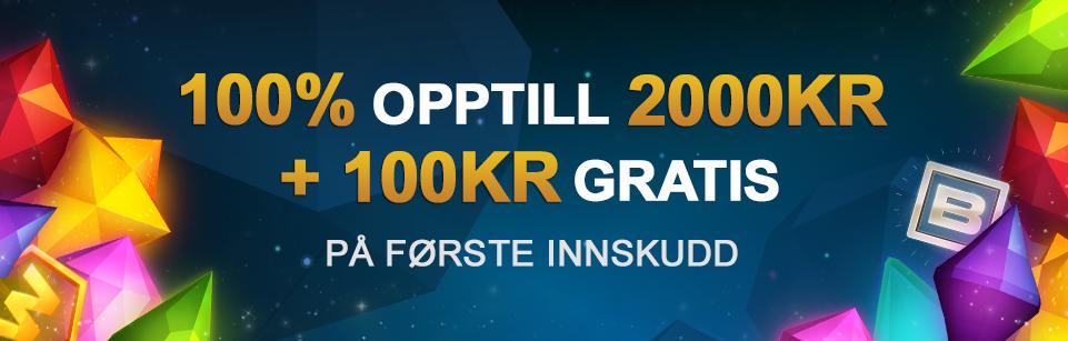 videoslots 100kr gratis