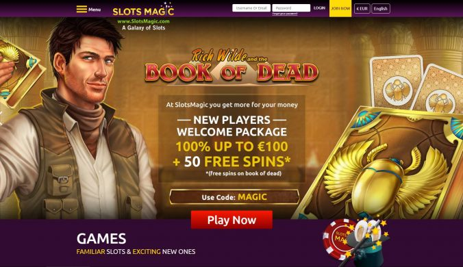 Slots magic casino review image